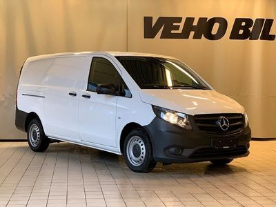begagnad Mercedes Vito 110 Skåp Lång PRIS EX MOMS: 239,900:-