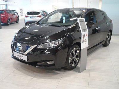 begagnad Nissan Leaf 40 kWh Tekna INKL Serviceavtal+Vinterhjul