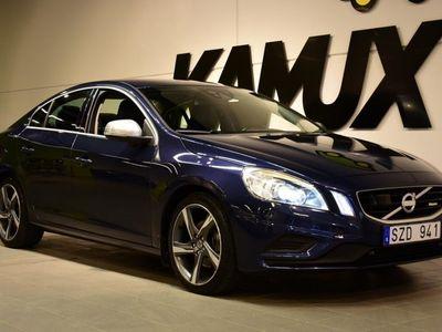 begagnad Volvo S60 T4F 180hk | Aut | R-Design | Driversupport