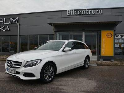 begagnad Mercedes 220 C4MATIC AUT 9steg, VÄRMAR -17