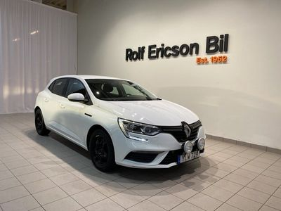 begagnad Renault Mégane 1,5 dCi 110 Life FLEET 5-d