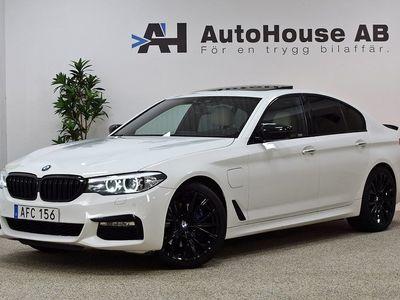 begagnad BMW 530 e Hybrid Sedan M Sport Taklucka GPS H/K