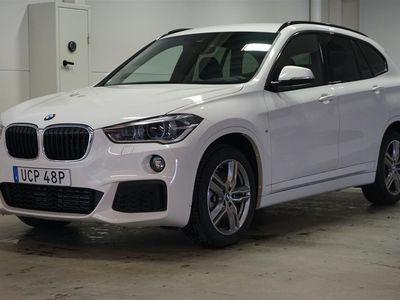 begagnad BMW X1 xDrive20d Aut M-Sport Drag Head-Up HiFi
