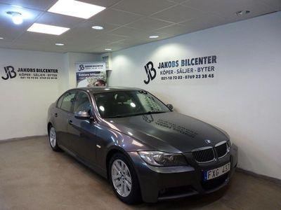 begagnad BMW 325 Sedan/M Sport/218hk/Besiktad/Kamkedja