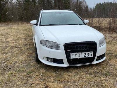 begagnad Audi A4 B7 2.0tdi Quattro S-line