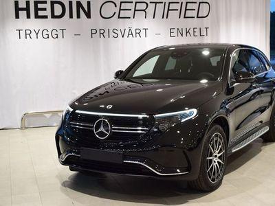 begagnad Mercedes EQC - Benz400 4MATIC / / AMG Paket / / Dragkrok