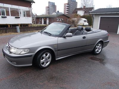 second-hand Saab 9-3 Cabriolet 2.0 Turbo SE 185hk