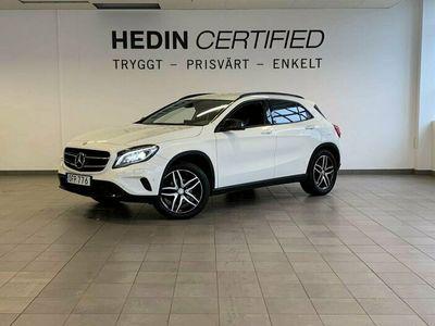 begagnad Mercedes GLA200 d 7G-DCT 136hk *V-Hjul*