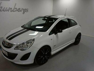 begagnad Opel Corsa OPC Line 1,4 100hk