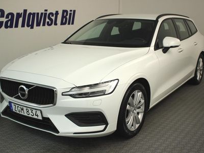 begagnad Volvo V60 AWD D3 150HK 4x4 Momentum Navi Aut