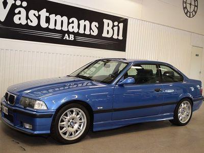 begagnad BMW M3 3,2 321hk Coupé/9700 mil -99