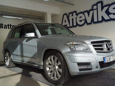begagnad Mercedes GLK220 CDI 4MATIC BlueEFFICIENCY 7G-Tronic, 170hk, 2011