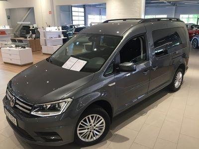 begagnad VW Caddy Maxi Life Comfortline