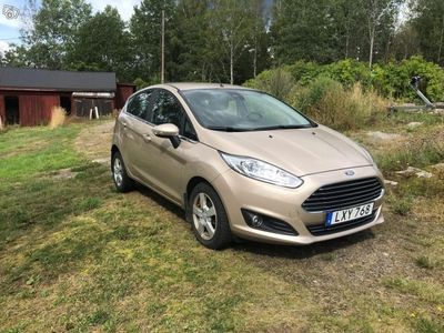 used Ford Fiesta ecoboost 1,0 -15
