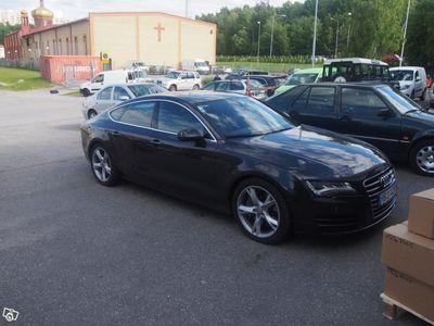 begagnad Audi A7 3.0 TFSI Quattro SvenskSåld -11