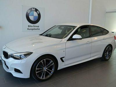 begagnad BMW 320 Gran Turismo d Aut M Sport I Rattvärme 2018, Halvkombi Pris 284 900 kr