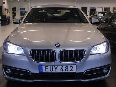 begagnad BMW 535 D xDrive Sedan, Luxury Line, Aut, 313hk
