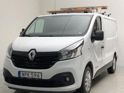 begagnad Renault Trafic 1.6 dCi Skåp
