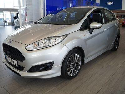 begagnad Ford Fiesta ST-Line 1.0T Ecoboost 100hk 5D/V-hjul/Skatt 360kr