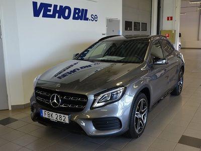 brugt Mercedes GLA200 d AMG Line, Navigation, Backkamera, Panorama