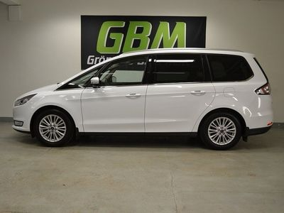 begagnad Ford Galaxy 2.0 TDCi AUT PANORAMA / 7-SITS / SE UTR