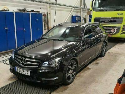 begagnad Mercedes C220 204 KCDI 4MATIC