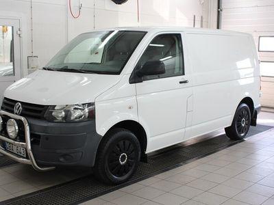 begagnad VW Transporter 140hk TDI DSG