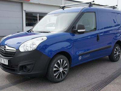 begagnad Opel Combo Van 1.3 CDTI 95HK Euro 6