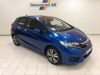 begagnad Honda Jazz 1.3 i-VTEC Elegance 102hk Man. NAVI