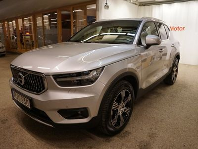 begagnad Volvo XC40 T4 AWD Inscription 2019, SUV 399 000 kr
