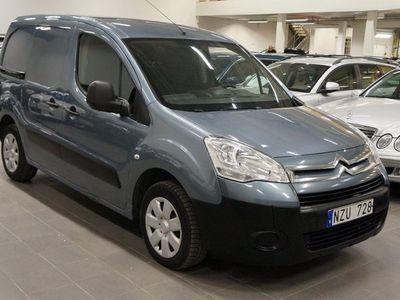 begagnad Citroën Berlingo III 1.6 HDi/1-Ägare/Fullserv -11