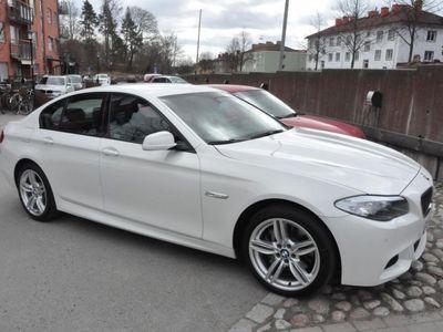 begagnad BMW 525 D xDrive M-Sport, Värmare, Drag -13