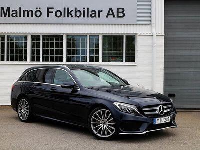 begagnad Mercedes 300 C-KlassT 9G-Tronic Euro 6 245hk / 450 Mil