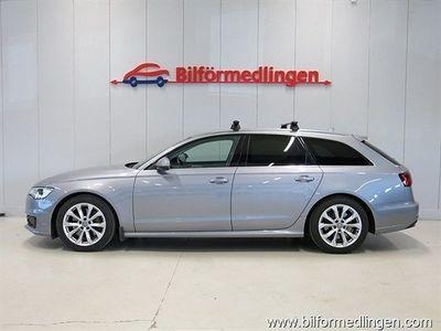 begagnad Audi A6 Quattro 3.0 TDI 218hk Aut. Skinn Drag Svensksåld Vinterhjul