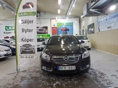 begagnad Opel Insignia Fullutrustad Panorama Auto 4x4