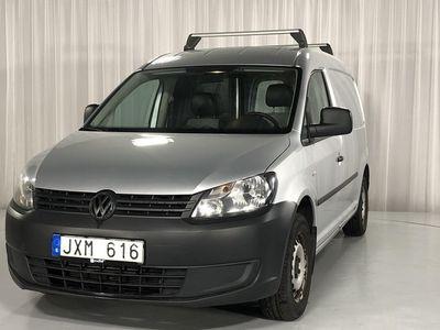 begagnad VW Caddy 1.6 TDI Maxi Skåp (102hk)