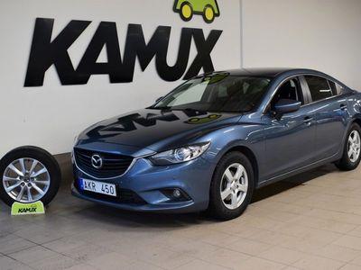 begagnad Mazda 6 Sedan 2.2 SKYACTIV-D Manuell, 150hk