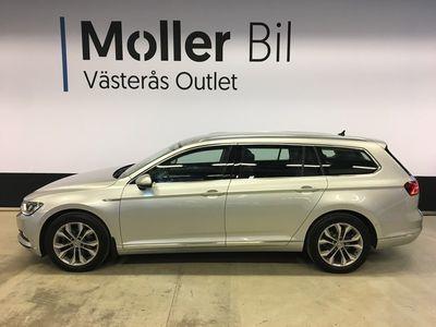begagnad VW Passat SC TDI 190hk 4M Värmare Dra