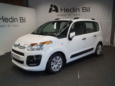 begagnad Citroën C3 Picasso Picasso 1.6 HDI EGS