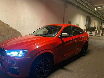 begagnad BMW X4 M40I