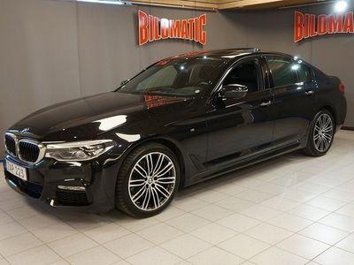 begagnad BMW 530 d xDrive Sedan AUT M-Sport NAV Skinn Drag