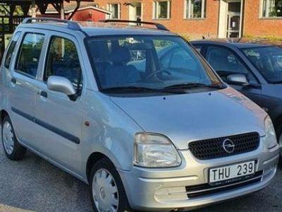 begagnad Opel Agila 1.2 Comfort
