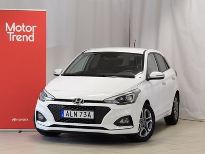 begagnad Hyundai i20 1.2 Premium 84hk