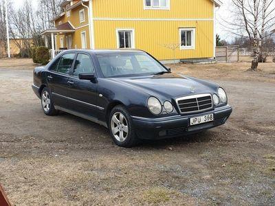 begagnad Mercedes E230