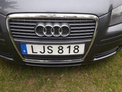 gebraucht Audi A3 Halvkombi -07