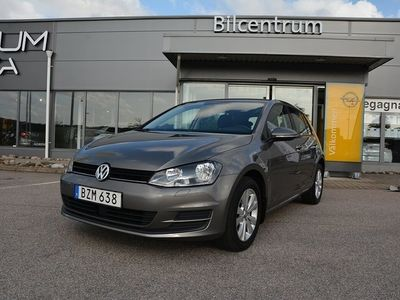 used VW Golf 5-dörrar 1.2 TSI BlueMotion Comfort 105hk