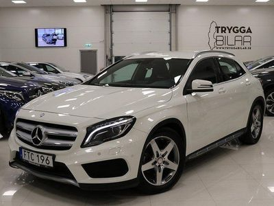 begagnad Mercedes GLA220 CDI 7G-DCT AMG Sport Eu