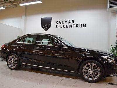 begagnad Mercedes C220 d 4MATIC 9G-Tronic Euro 6 170hk