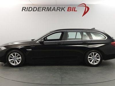 gebraucht BMW 520 d xDrive 190hk Eu6 Aut Moms Sport Xenon