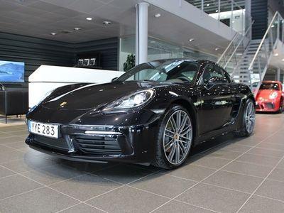 used Porsche 718 Cayman